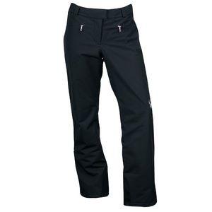 Spyder Empress Full Side Zip Ski Race Pants Black